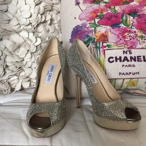 Jimmy Choo- perfect for that New Year's Party!!